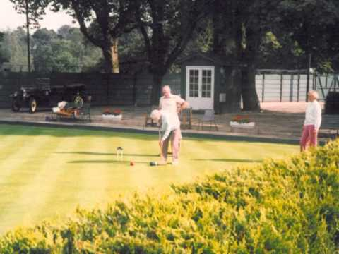 Discover Wimbledon's rich history of croquet at The All England Club