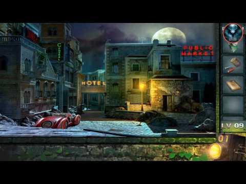 Escape Game: 50 Rooms 2 Level 9 Walkthrough -