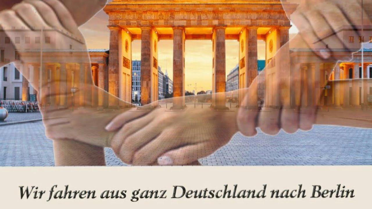 Amarna Fährt Nach Berlin
