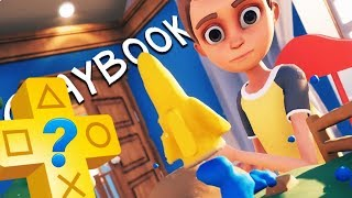 PS PLUS Games Should Look Like This | Claybook | #claybook | Runup To October 2018