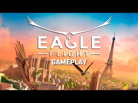 Eagle Fight - Gameplay en PlayStation VR