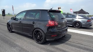 740HP Volkswagen Golf R32 Turbo DSG BTS Racing