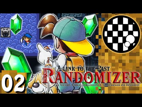 A Link to the Past Randomizer | PART 5 | Defeat Ganon
