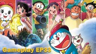 任天堂DS哆啦A夢 -「新·大雄的魔界大冒險~7人魔法使~EP33」 / ニンテンドーDS - のび太の新魔界大冒険~7人の魔法使い GamePlay - EP33