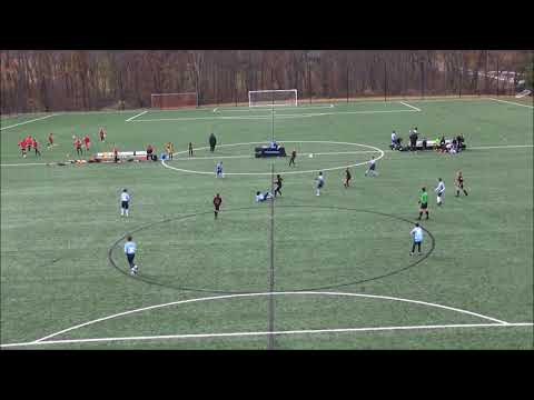 PDA   4  vs  1   Philly Ukrainians   11 18 2017   First Game   Second Half