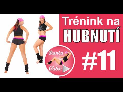 Cviky na hubnutí #3 ► Danča Video