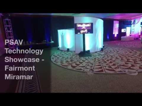 PSAV Tech Showcase - Fairmont Miramar
