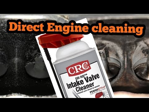 CRC Direct injection cleaning