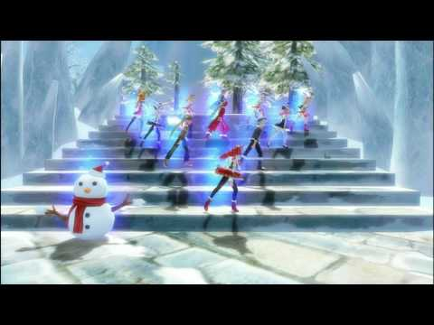 Lucent Heart Step Up Winter Edition Guild Category - Last Christmas by Cascade
