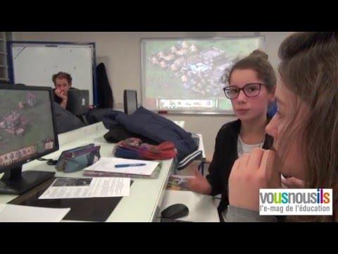 Jeux vidéo en classe : une « porte d'entrée » vers le cours d'Histoire