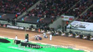 Kompromitacja żużla na Stadionie Narodowym w Warszawie (18.04.2015)
