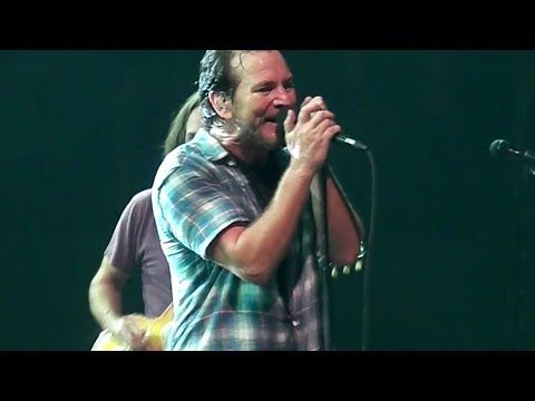 Pearl Jam - Infallible - Worcester (October 15, 2013)