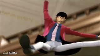 Lupin III: La Muerte para Lupin, El amor para Zenigata (PS2) intro
