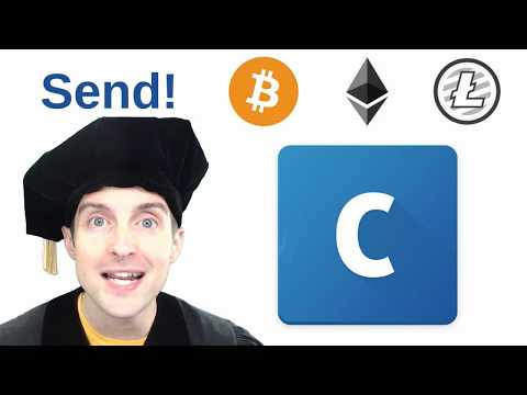 Sending Bitcoin, Ethereum, and Litecoin with Coinbase to Bittrex!