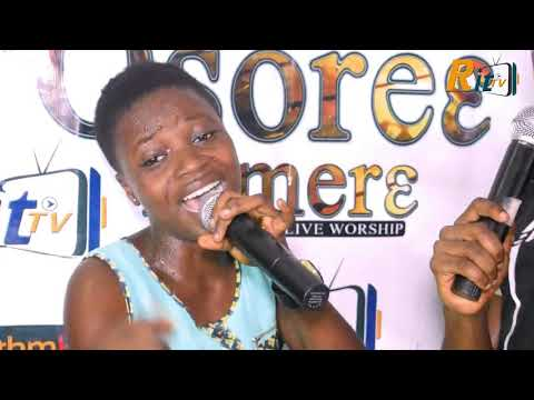 Wow!..She Is Really Amazing & Blessed....EMILY GYAN @ Osore3 Mmere Live Worship