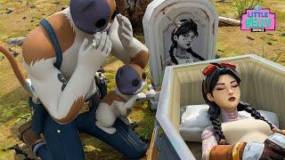 KIT'S MOM JULES, DIES | Fortnite Short Film