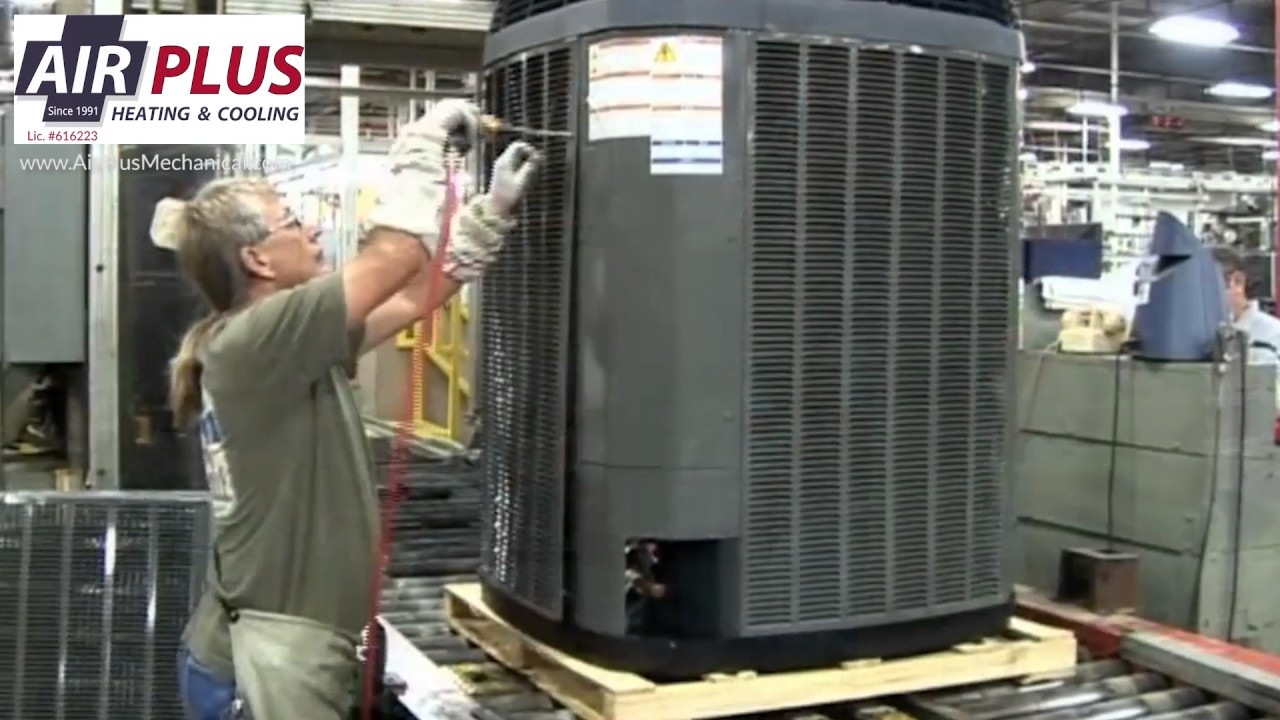 Why We Install Trane Heating Air Conditioning Choose