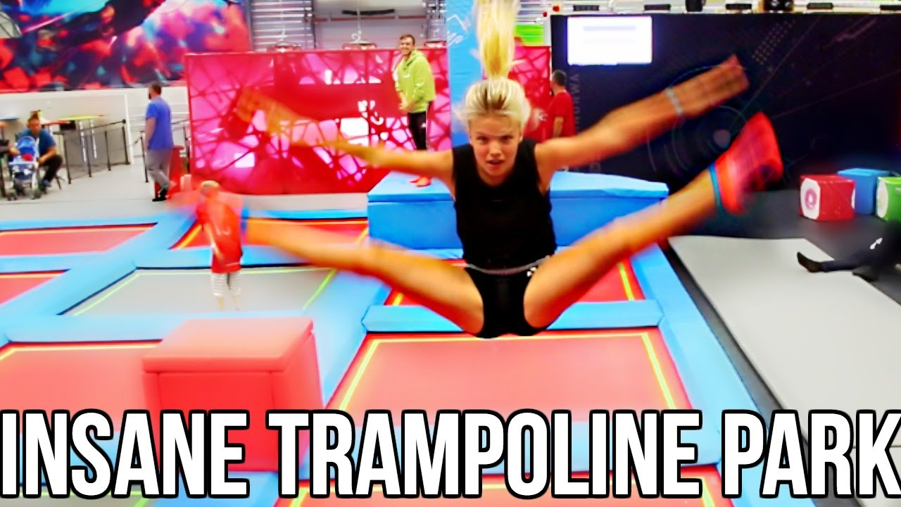 trampoline park i oslo
