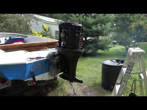 Distributor Replacement First Start Inline 6 Mercury Outboard