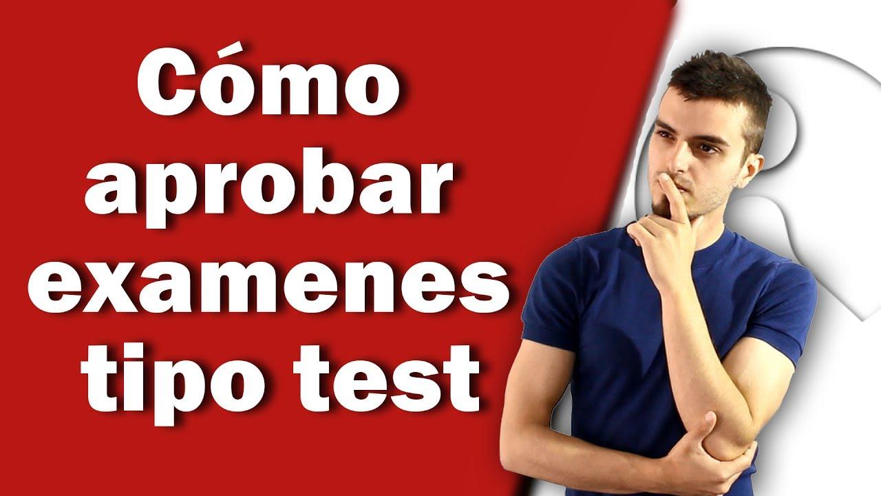 d9434d48861f Cómo aprobar un examen tipo test