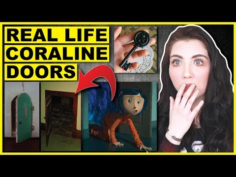 Coraline Doors People Found In Real Life