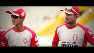 KXIP SHER| New Recruits| IPL 9