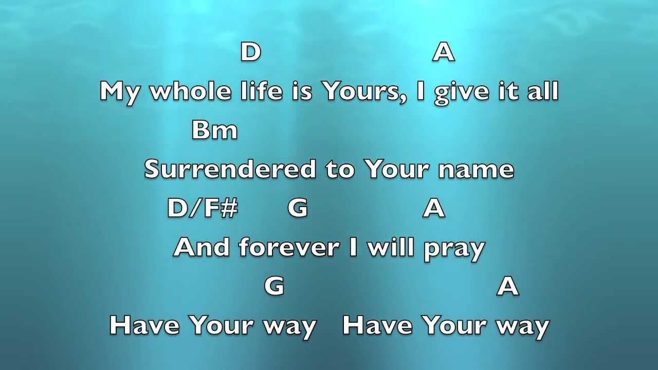Arms open wide key d lyrics chords youtube arms open wide key d lyrics chords hexwebz Images