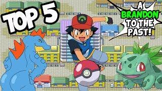 Repeat youtube video Top 5 WORST Pokemon Theories/Rumors
