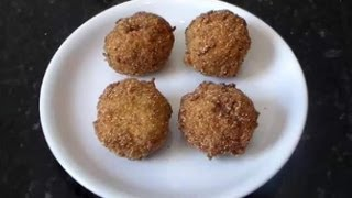 "Deep Fried Dirty Rice Balls - ""cajun Style"""
