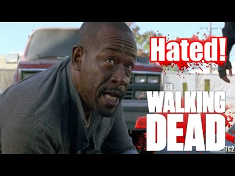 The Walking Dead  Lennie James Hated Filming Season 7!
