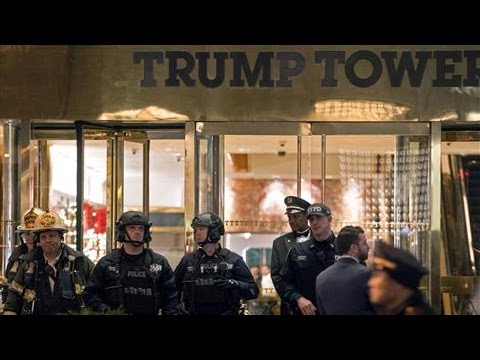 Trump Tower Evacuated Over Stray Bag
