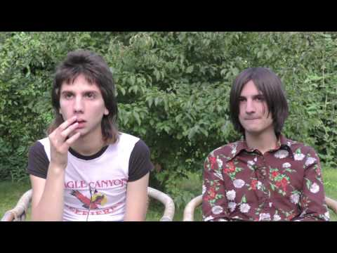 The Lemon Twigs interview - Brian and Michael (part 1)