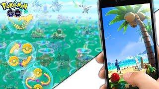 ¡NUEVOS POKEMON ALOLA EN CAMINO! DESCARGAR Nueva ACTUALIZACION de Pokemon GO
