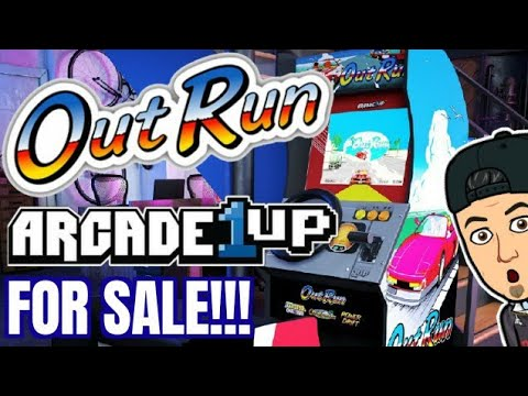 Arcade1up Outrun Preorders Out Now! Modding Potential? from The QA Ninja