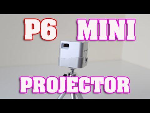 orimag p6 mini projector review pocket projector youtube orimag p6 mini projector review