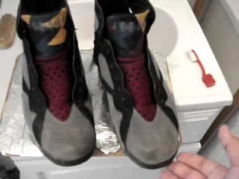 How To Clean Black Suede Shoes Home Remedy