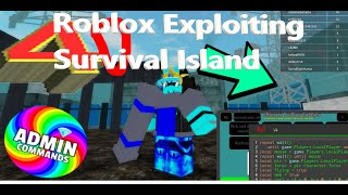 Roblox Exploiting Trolling Contestants At | The Hunger Games Ep.40