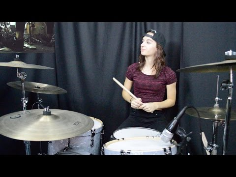 Side To Side - Drum Cover- Ariana Grande Ft. Nicki Minaj