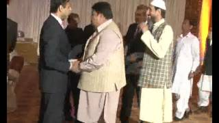 MNA Sardar Ayaz Sadiq Son Ahmed Ayaz Walima Ceremony Part 02 City42