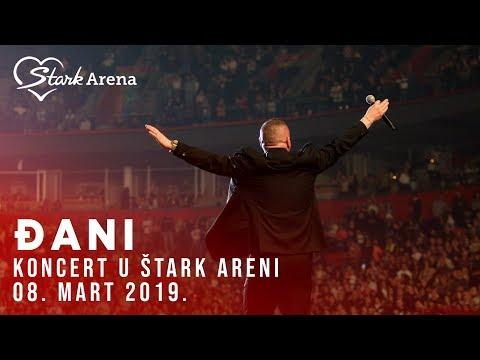 DJANI - KONCERT - STARK ARENA - (08.03.2019) - Radiša Trajković - Đani