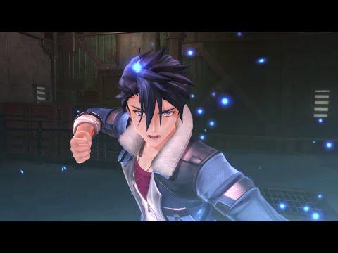 PS4「英雄伝説 黎の軌跡」ティザームービー