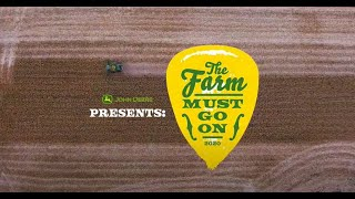 The Farm Must Go On by John Deere virtual benefit concert