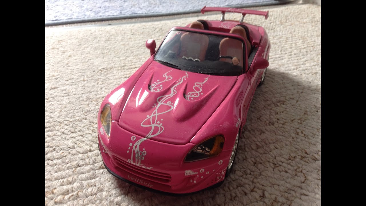 fast and furious 2 pink honda s2000 youtube. Black Bedroom Furniture Sets. Home Design Ideas