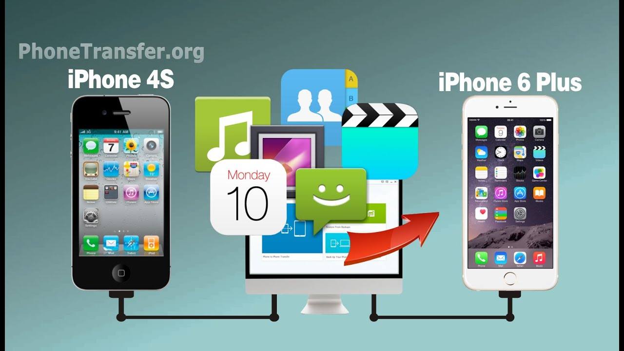 transfer all data to new iphone how to transfer all data from iphone 4 to iphone 6 sync 2107