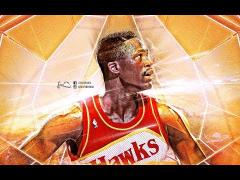 """Dominique Wilkins - """"The Human Highlight Film"""" ᴴᴰ"""