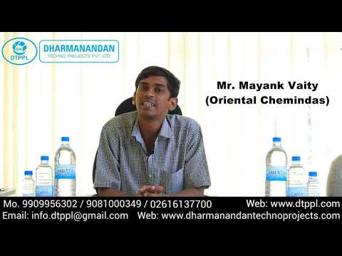 Oriental Chemindas Success Story In HINDI | R.O. & Mineral Water Bottles & Jars Plant