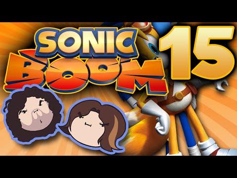 Sonic Boom: Boundaries - PART 15 - Game Grumps