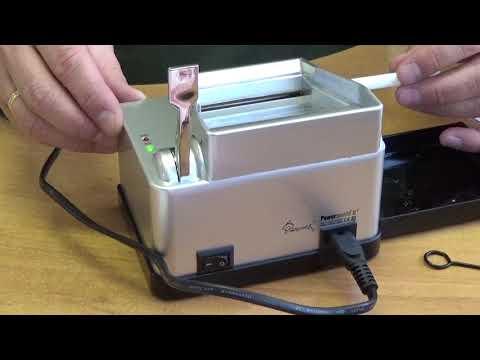 Электрическая машинка для набивки сигарет POWERMATIC 2 II +