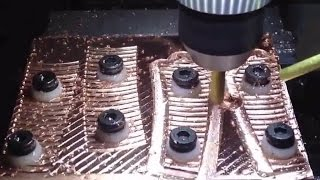CNC FAIL Assault of the Evil Fastener ID10T Error