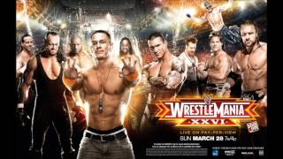 Wrestlemania 26 theme song (I Made it by Kevin Rudolf)